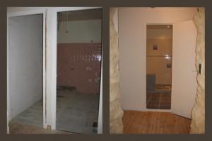Rénovation studio Bages (Aude) - salle d'eau